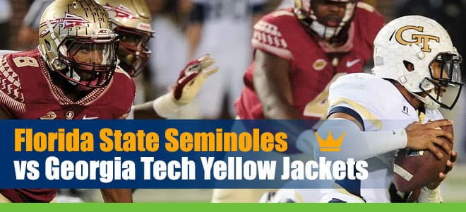 Florida State Seminoles vs. Georgia Tech Yellow Jackets Preview and NCAA Football Odds