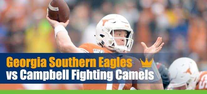 Georgia Southern Eagles vs. Campbell Fighting Camels betting preview, odds and picks