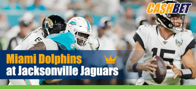 Thursday Night Football Latest Odds: Dolphins vs. Jaguars Predictions
