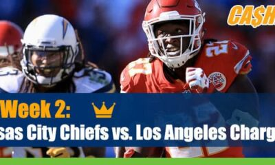 Kansas City Chiefs at Los Angeles Chargers NFL Betting Preview and Odds