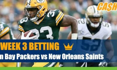 Green Bay Packers vs. New Orleans Saints NFL Week 3, Betting Ods and Picks
