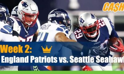 New England Patriots vs. Seattle Seahawks NFL Betting