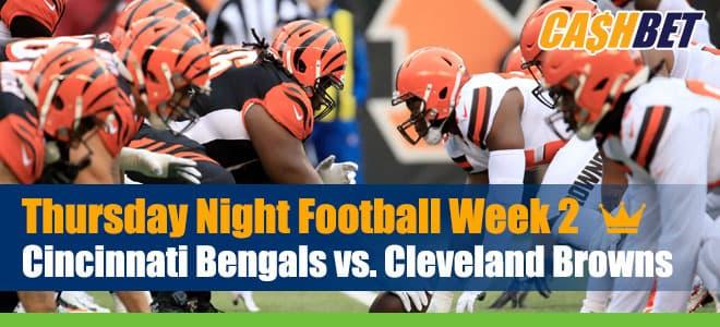 Cincinnati Bengals vs. Cleveland Browns NFL Best Bets