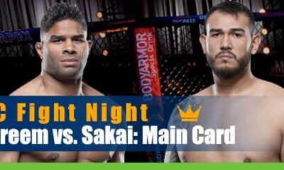 Alistair Overeem vs. Augusto Sakai – Heavyweight Bout Odds