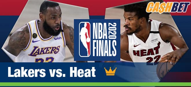 Lakers Open as Solid Public Chalk over Heat in NBA Finals Betting