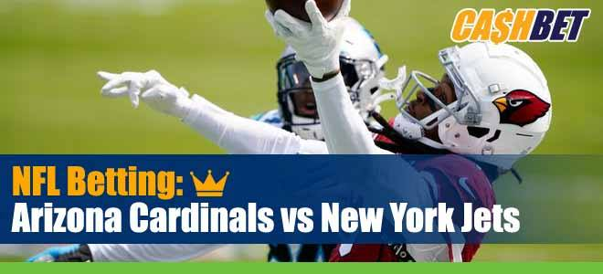 Arizona Cardinals vs New York Jets