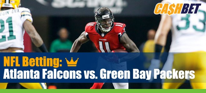 Atlanta Falcons vs Green Bay Packers