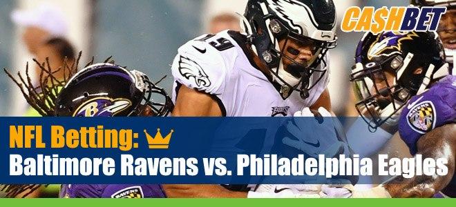Baltimore Ravens vs. Philadelphia Eagles