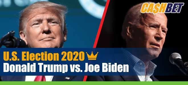 Betting Politics Trump vs Biden Odds US 2020 Election