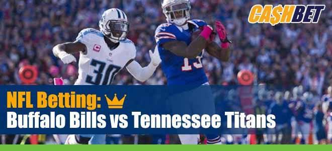 Buffalo Bills vs Tennessee Titans