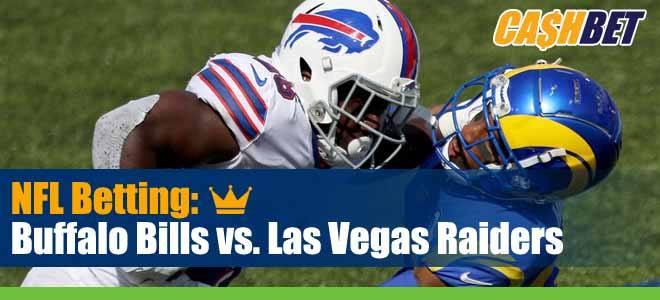 Buffalo Bills vs. Las Vegas Raiders