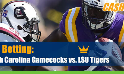 South Carolina Gamecocks vs. LSU Tigers MLB betting preview