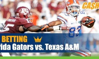 Florida Gators vs. Texas A&M - College Football betting predictions, odds and picks