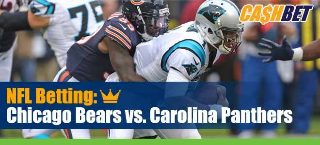 Chicago Bears vs. Carolina Panthers