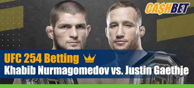 UFC 254 Betting: Khabib vs Gaethje Betting Odds, Picks and Previews