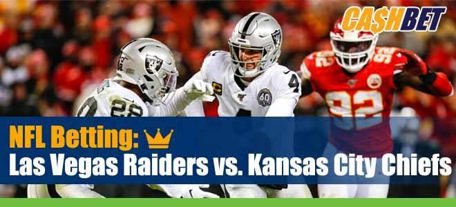 Las Vegas Raiders vs Kansas City Chiefs
