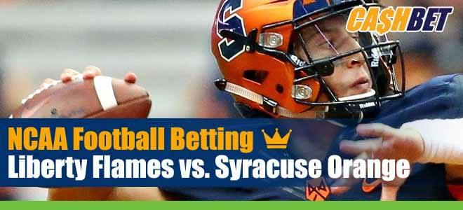 Liberty Flames vs. Syracuse Orange