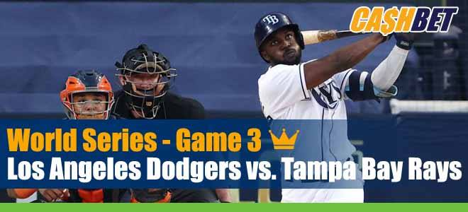 Los Angeles Dodgers vs. Tampa Bay Rays
