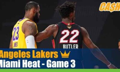 Los Angeles Lakers vs Miami Heat