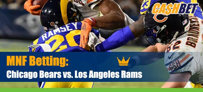 Chicago Bears vs. Los Angeles Rams NFL Week 7 best bets odds and picks