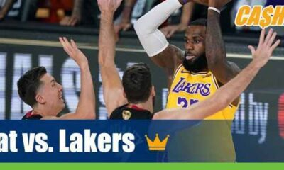Miami Heat vs Los Angeles Lakers NBA Finals Game 2 Betting Forecast, Analysis And Lines