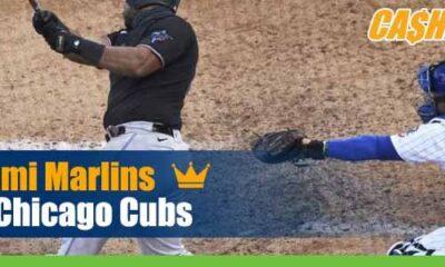 Miami Marlins vs Chicago Cubs