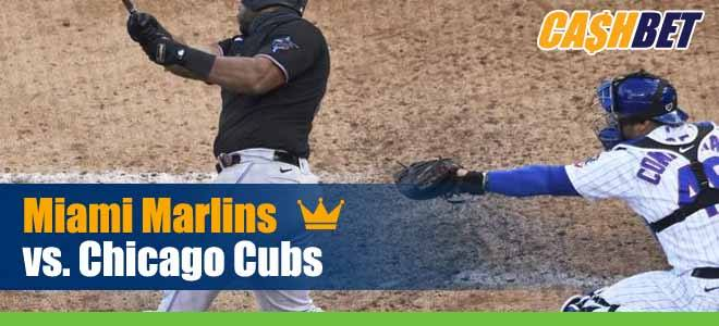 Miami Marlins vs Chicago Cubs