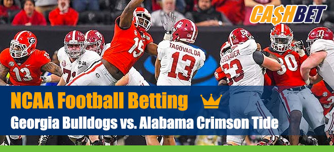 Alabama vs georgia betting line arbitraging bitcoins