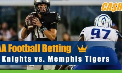 UCF Knights vs. Memphis Tigers College Football betting odds and picks