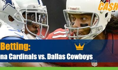 Arizona Cardinals at Dallas Cowboys NFL Betting