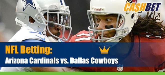 Cardinals Look to Light Up Defenseless Cowboys on Monday Night Football