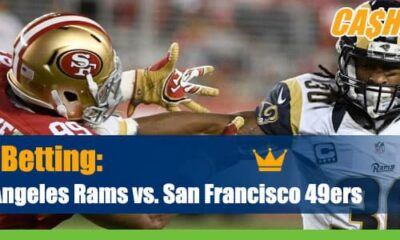 Los Angeles Rams at San Francisco 49ers NFL best bets