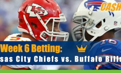 Kansas City Chiefs at Buffalo Bills NFL betting