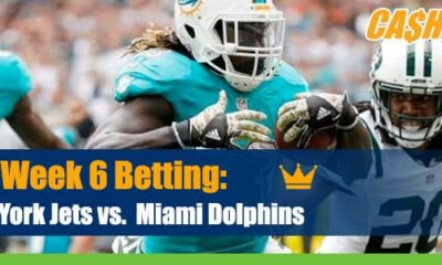 New York Jets vs. Miami Dolphins NFL Betting Odds and Picks