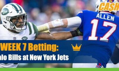 Buffalo Bills vs. New York Jets NFL betting odds, and preview