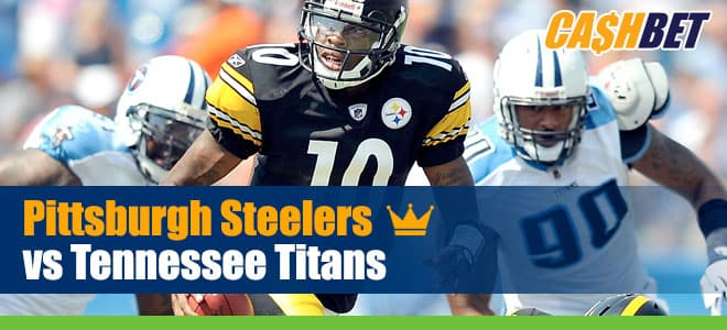 Pittsburgh Steelers and Tennessee Titans NFL Betting Analysis