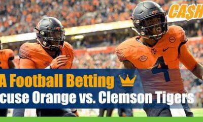 Syracuse Orange vs. Clemson Tigers
