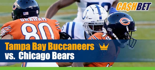 Tampa Bay Buccaneers vs. Chicago Bears NFL Betting preview, odds and picks