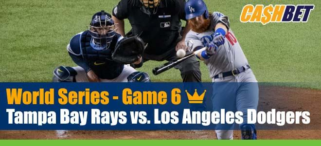Tampa Bay Rays vs. Los Angeles Dodgers