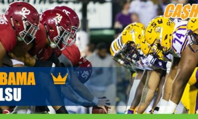 Alabama Crimson Tide vs. LSU Tigers NCAA Football betting preview, odds and picks