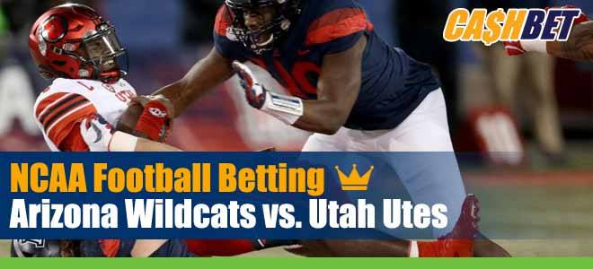 Arizona Wildcats vs. Utah Utes NCAA Football Week 10 Picks, Betting Previews and Odds