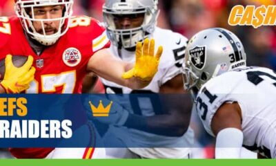 Kansas City Chiefs vs. Las Vegas Raiders NFL betting odds and picks
