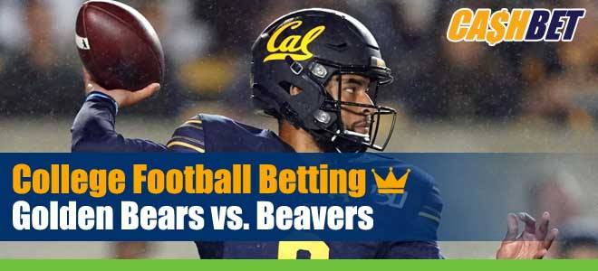 California Golden Bears vs. Oregon State Beavers