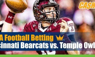 Cincinnati Bearcats vs. Temple Owls