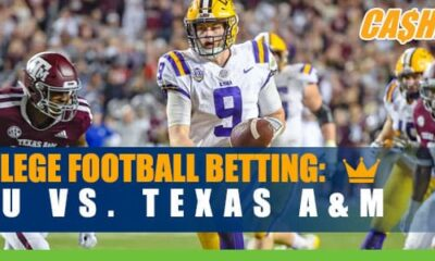 LSU Tigers vs. Texas A&M Aggies College Football betting odds and picks