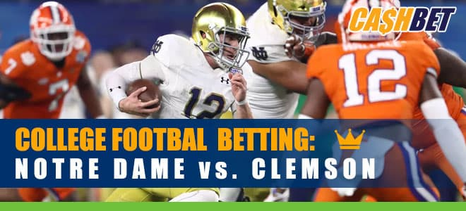 Clemson Faces Notre Dame Short It's Ultimate Man for Best Bets and Performance