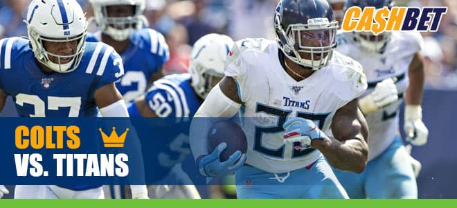 Indianapolis Colts vs. Tennessee Titans NFL Betting