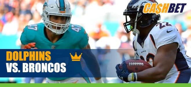 Miami Dolphins vs. Denver Broncos NFL best bets, odds and picks