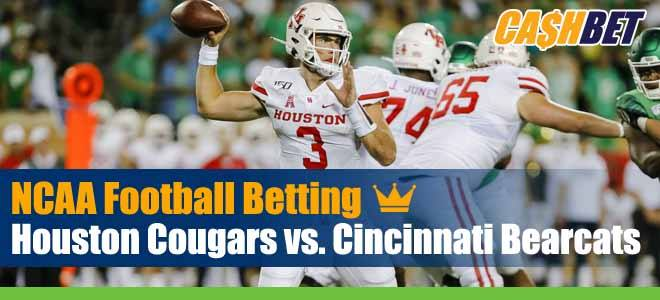 Houston Cougars vs. Cincinnati Bearcats NCAA Football Week 10 Previews, Betting Odds and Picks