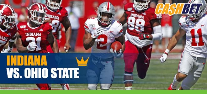 Indiana Hoosiers vs. Ohio State Buckeyes NCAA Football betting, preview and odds